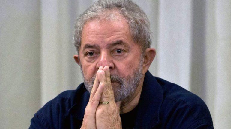 La Corte Suprema de Brasil le negó la libertad a Lula