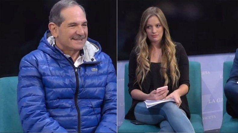 Machismo en vivo y en directo: Alperovich cosificó y ninguneó a una periodista
