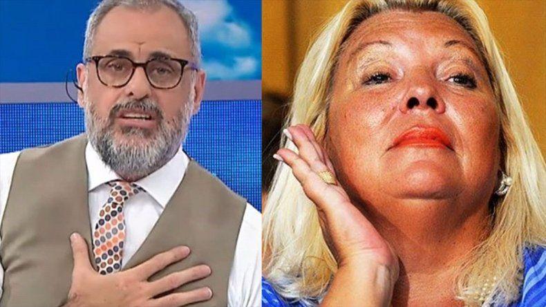 Rial repudió los dichos de Carrió y estalló un debate moral en Twitter