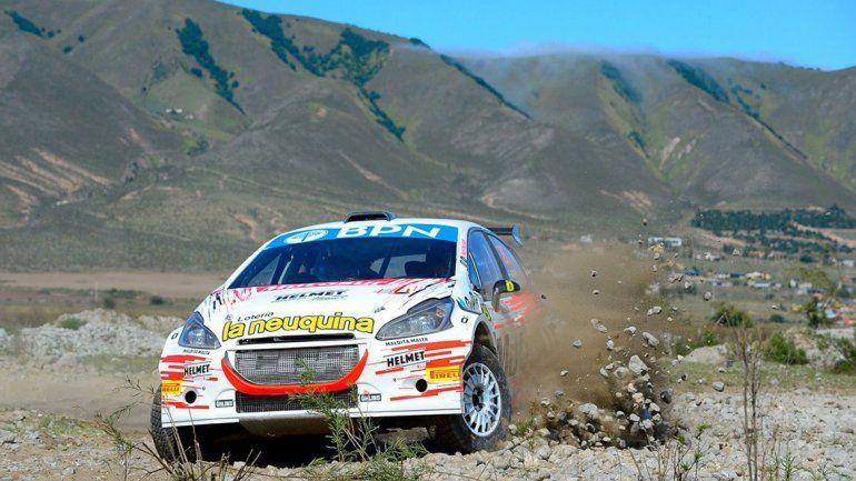 Chirolita Suriani debuta este finde en el Rally Mundial
