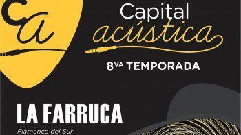 noche de flamenco para otra jornada de capital acustica