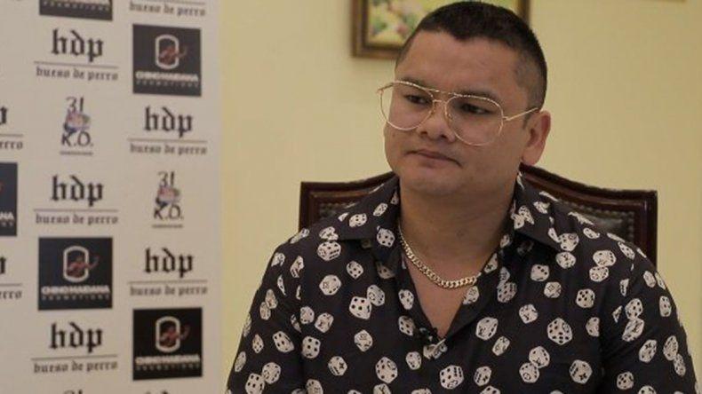 El Chino Maidana se retiró definitivamente de la carrera boxística