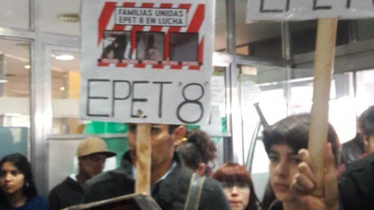 Mejoras edilicias: estudiantes dicen que se van con las manos vacías del CPE