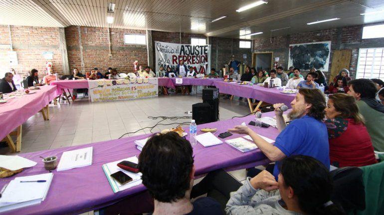 El plenario de ATEN ratificó el paro y la marcha para el martes 30 de abril