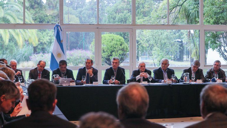 En Olivos, la mesa Vaca Muerta tuvo su tercer plenario