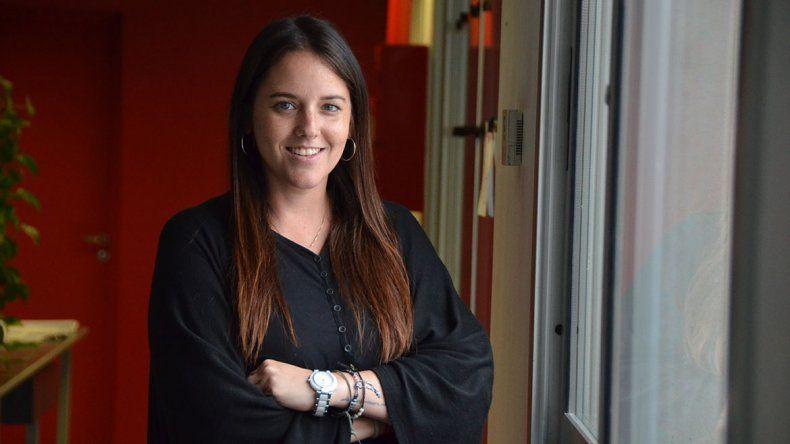 Sofía Sanucci, la militante por herencia familiar que se incorpora al Gabinete provincial