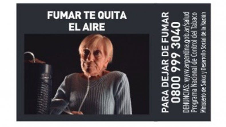 Advertencias más duras en paquetes de cigarrillos