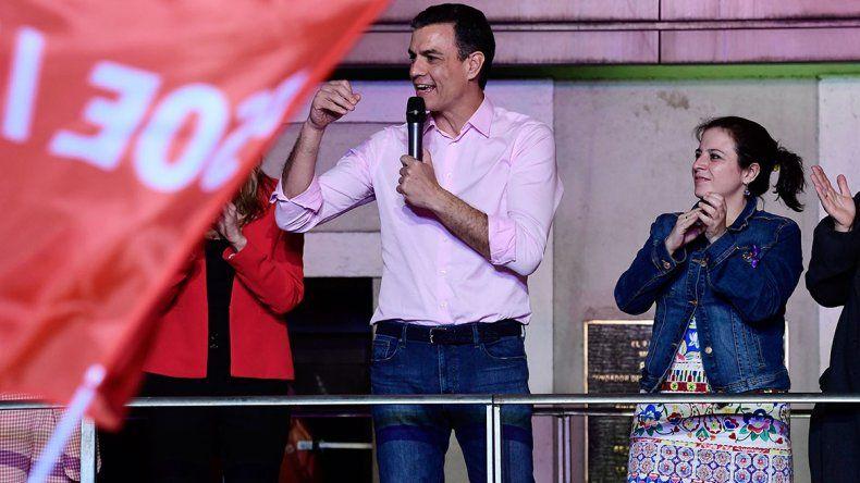 Pedro Sánchez se impuso en la elección española