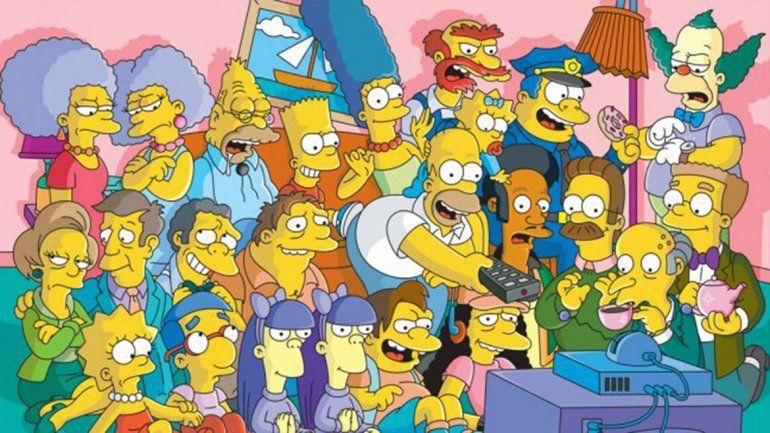 Tributo y maratón de los Simpson en mayo por sus 30 años en la tevé