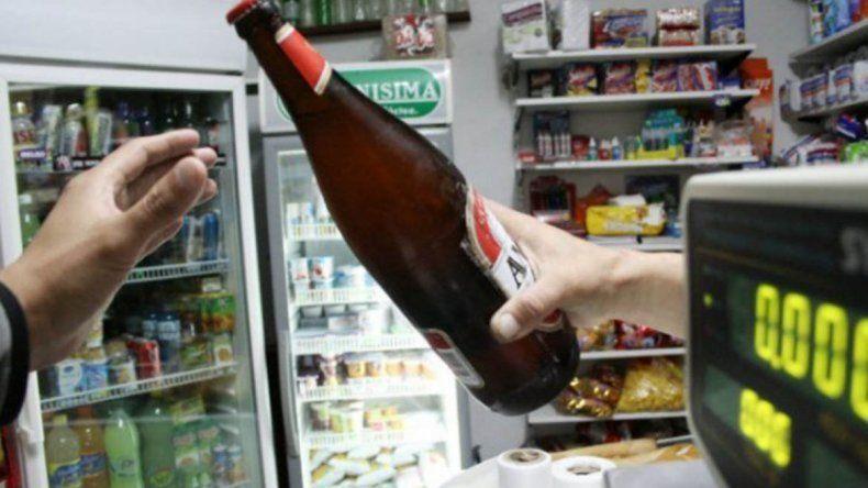 Prohíben vender bebidas alcohólicas durante la cuarentena en Rincón de los Sauces