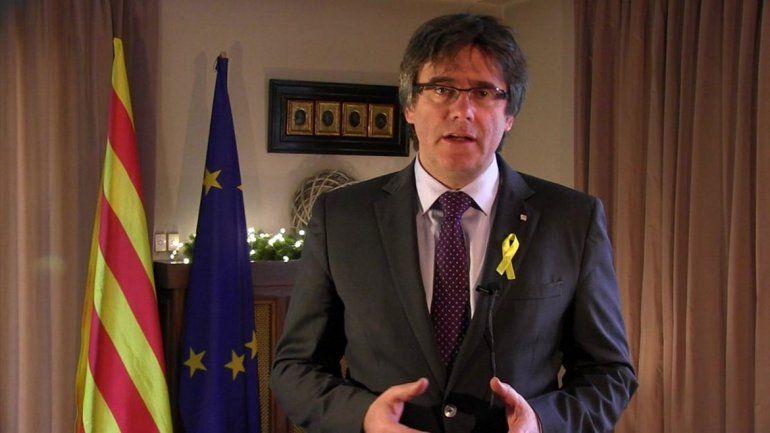 Puigdemont no podrá ser candidato en la elección