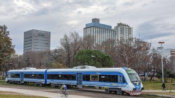 tren del valle: crecio un 12% la cantidad de pasajeros