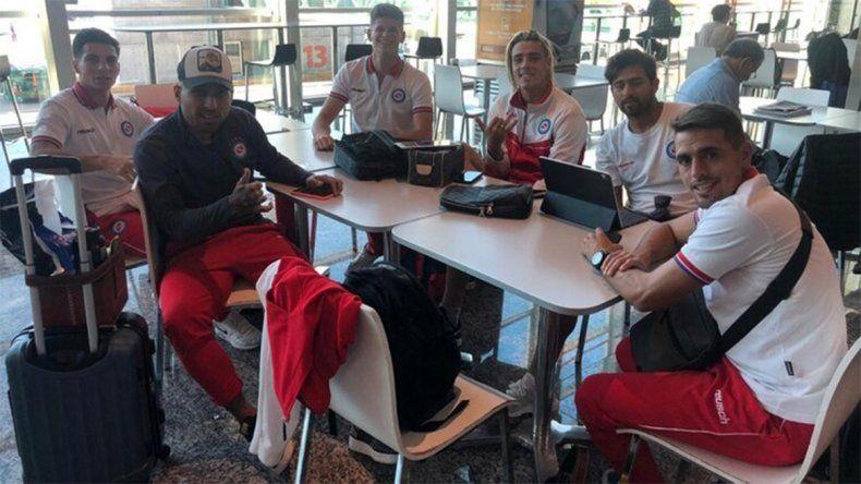 Argentinos Juniors quedó atrapado en el conflicto venezolano