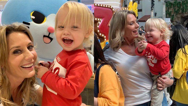 Ternura en las redes: ¿Marley le encontró una mamá a Mirko?
