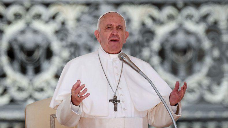 Para el papa Francisco, el desempleo es tragedia mundial