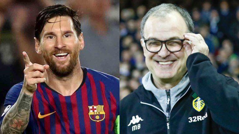Newells hará una vaquita para zafardeldescenso y Messi y Bielsa pondrán dinero