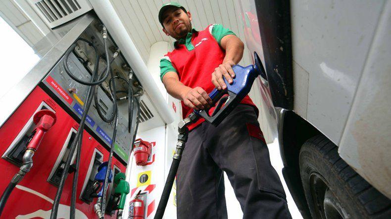 Combustibles aumentaron un 14% en lo que va del año