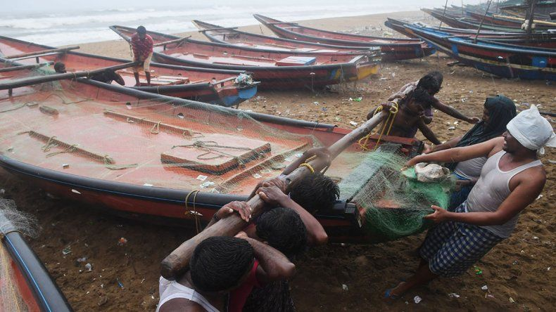 El ciclón Fani puede causar una tragedia hoy en India