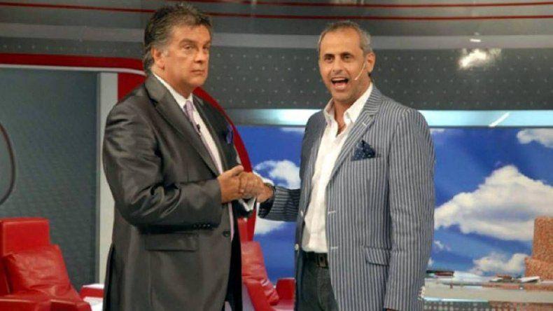 Jorge Rial y Luis Ventura, otra vez juntos