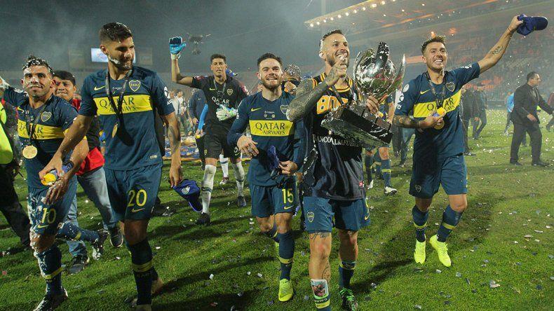 Boca Supercampeón gracias a la justicia penal