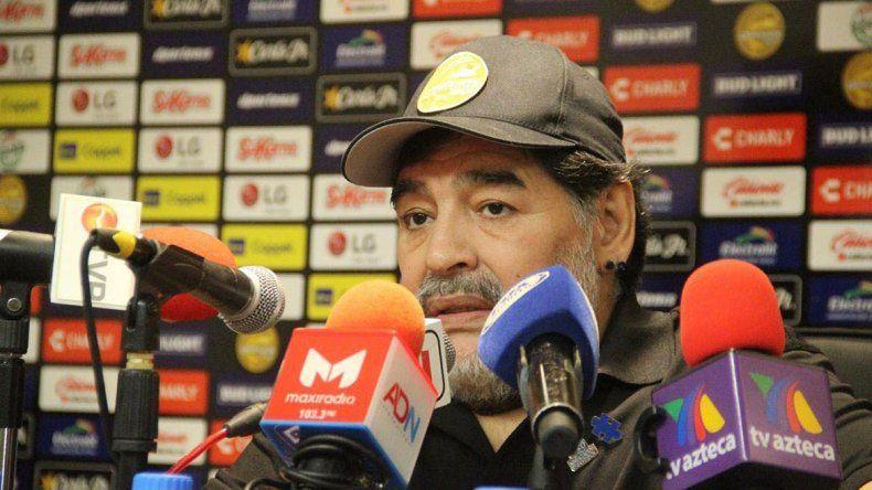 El Dorados de Maradona empató y complicó su aspiración de ascenso