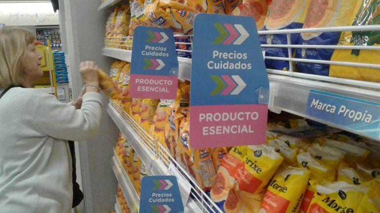 Precios Esenciales, sin todos los productos