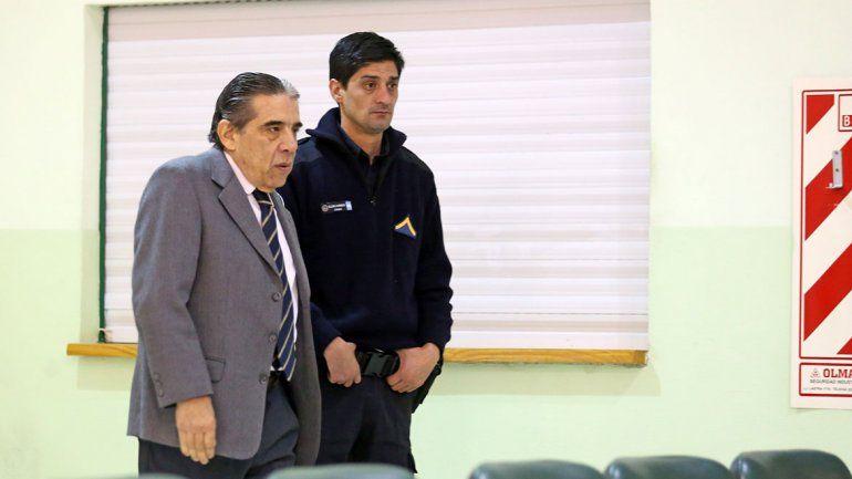 Represor condenado en Neuquén presentó su libro en Buenos Aires