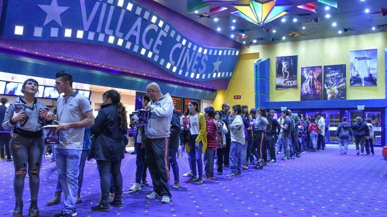 Más de 30 mil neuquinos vieron Avengers: Endgame