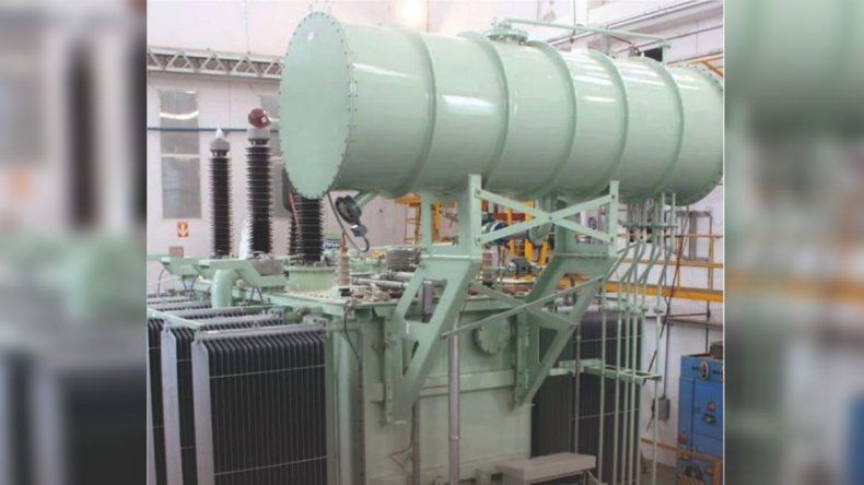 Expectativa por la instalación del nuevo transformador en Plottier