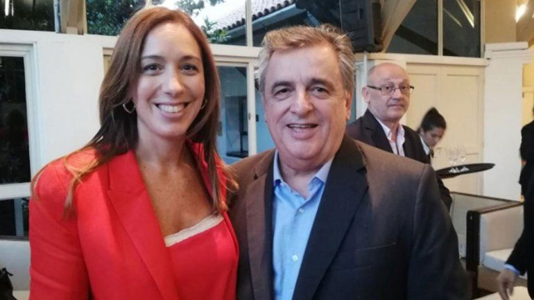 Vidal desembarca en Córdoba para hacer fuerte a Cambiemos