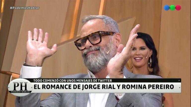 Jorge Rial dio una clase de seducción en Podemos Hablar y sorprendió a todos