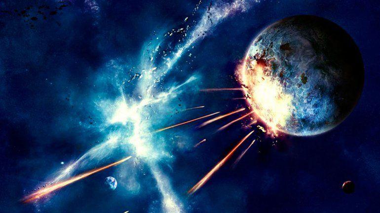La NASA alertó sobre el impacto de lluvia de asteroides en la Tierra