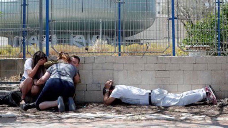 Gaza arde: al menos 9 palestinos y tres israelíes muertos