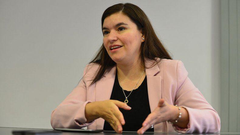 Vanina Merlo será la nueva ministra de Gobierno, Seguridad y Trabajo