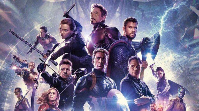 En tiempo récord, Avengers: Endgame es la segunda más taquillera de la historia