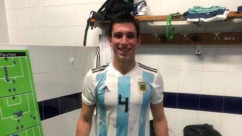 Ir al mundial con la Sub-20 es un sueño
