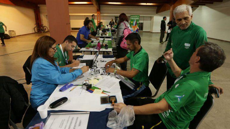 Arrancan los primeros Juegos Para Araucanía de atletismo y natación