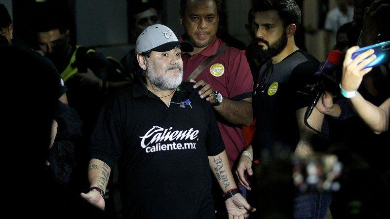 El duro mensaje de Maradona a la selección: La camiseta la sentís, la con... de tu madre