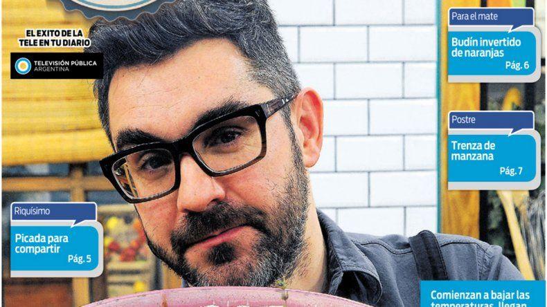 Con Cocineros Argentinos  preparate para disfrutar el otoño