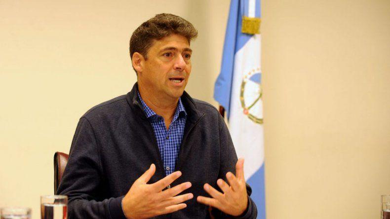 Gutiérrez Colantuono será el nuevo titular del COPADE