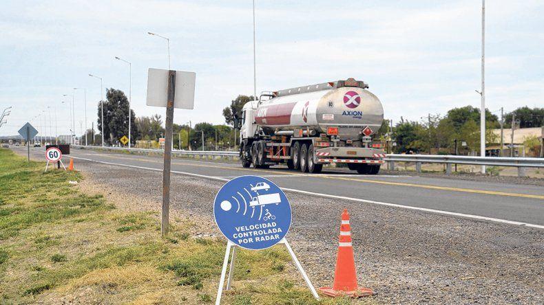 Hubo 518 reclamos por multas en los radares de la región