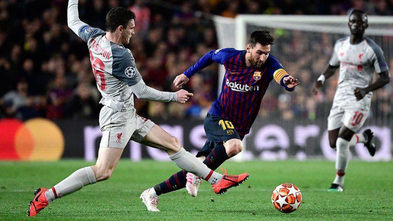 Barcelona busca cerrar la serie y llegar a una nueva final de Champions League ante Liverpool
