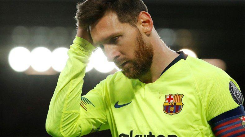 Golpe histórico: Liverpool dio vuelta la serie y dejó sin final a Messi