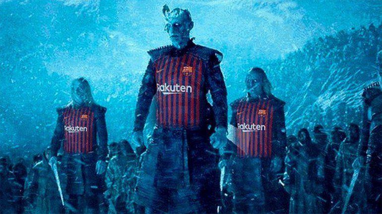 Tras la derrota del Barcelona ante el Liverpool, las redes se llenaron de memes