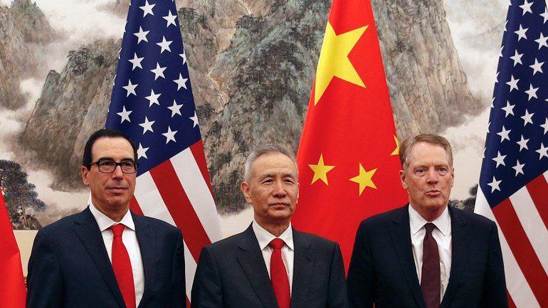 China tendrá negociación comercial con EE.UU.