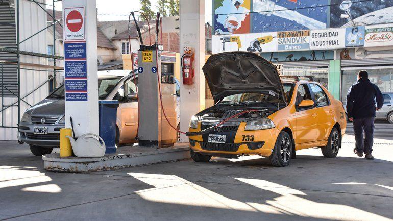 El GNC no arranca aunque vale la mitad que la nafta