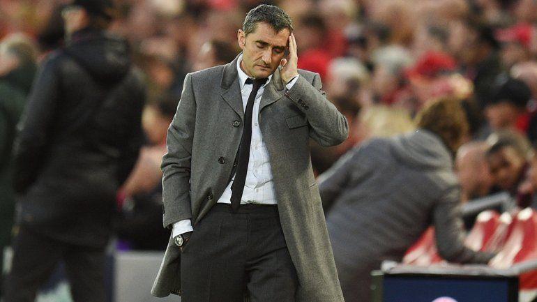 Liverpool echó al Barça con una paliza histórica