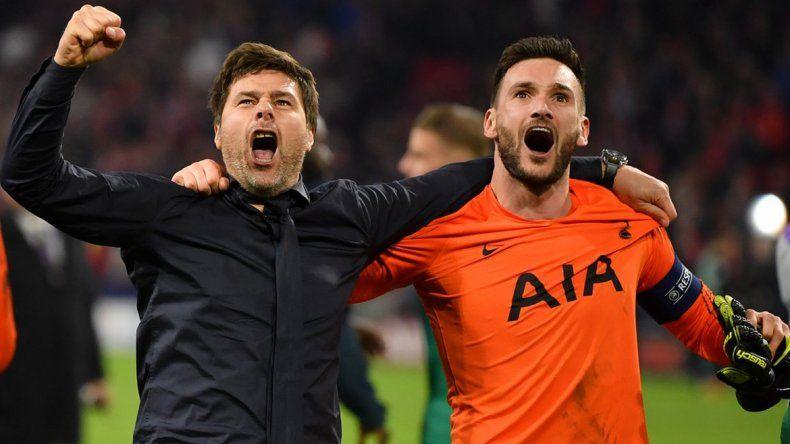 En un final para el infarto, Tottenham le ganó a Ajax y paso a la final
