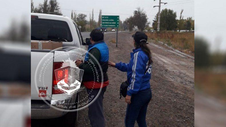 Atraparon en El Chañar a un prófugo condenado por abuso sexual