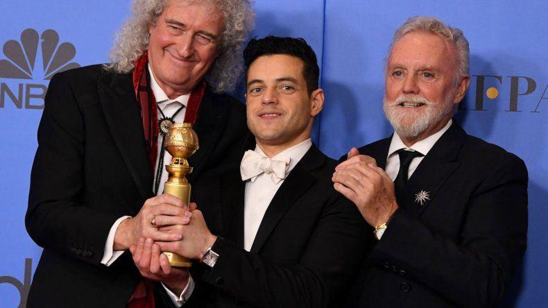 Por Bohemian Rhapsody son más ricos que la reina